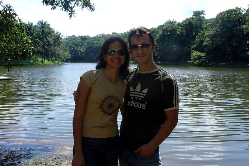 Au lac Ma Vallée