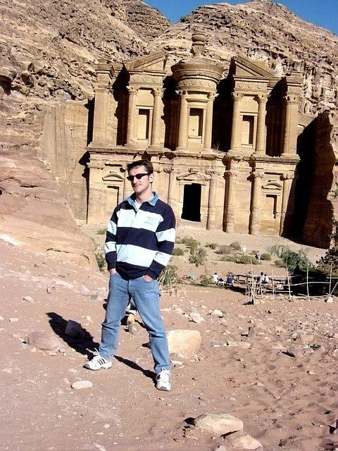 Petra's monastery