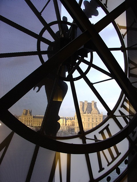 View from Orsay museum