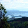 Views over lake Kivu