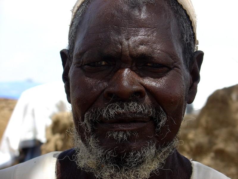 Desespoir, Darfur