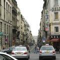 Une des rues de Paris partant de la place de Clichy 1