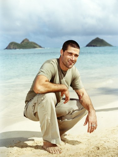 Matthew Fox - shoot promo saison 1 - 1