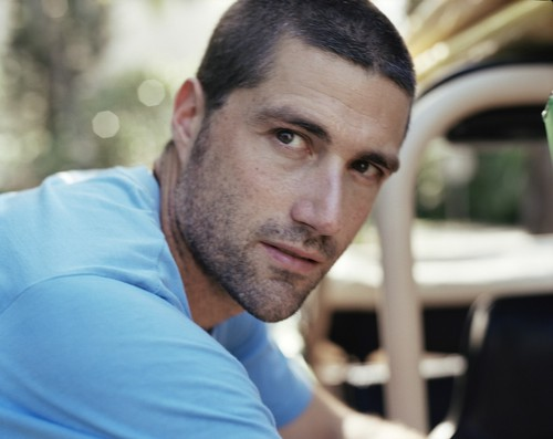 Matthew Fox - shoot promo saison 1 - 3