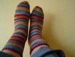 crazy color chaussettes