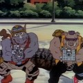 La mutation de Bebop et Rocksteady