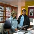 Carole et Jacques chez Elias