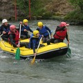 WEED END CANYONING ET RAFTING A PORCIEU