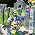 Figurines Warhammer de Seb et Gnome