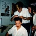 Coulisses / Lycée Molière / juin 1995
