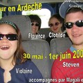 ARDECHE JUIN 2006