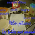 Tuiles aux amandes (recette illustre)