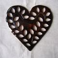 coeur de plat