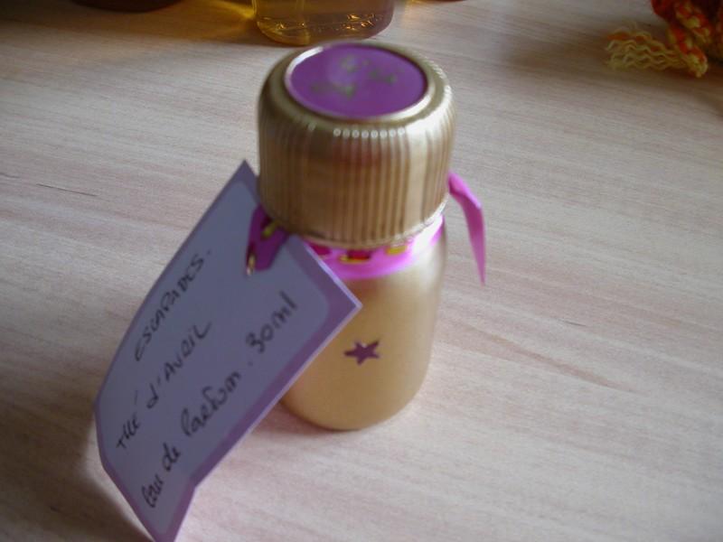 Parfum Thé d'Avril, par Lili-Oh