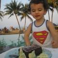 gâteau d'anniversaire!