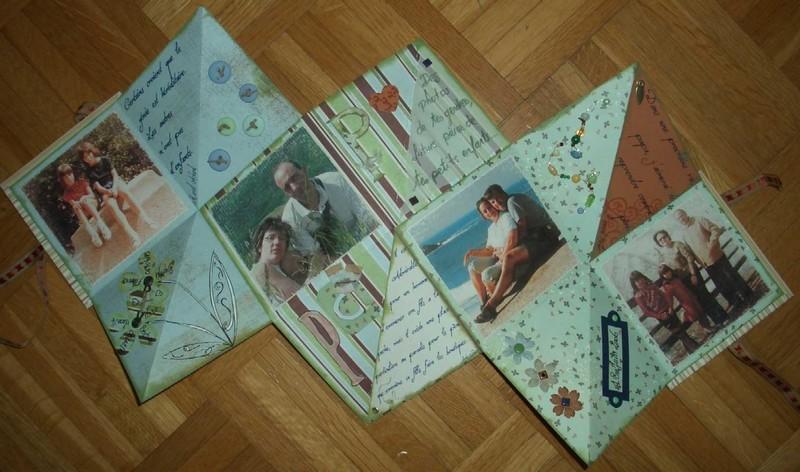 Fold out pour la fête des pères - 2 - Juin 2006