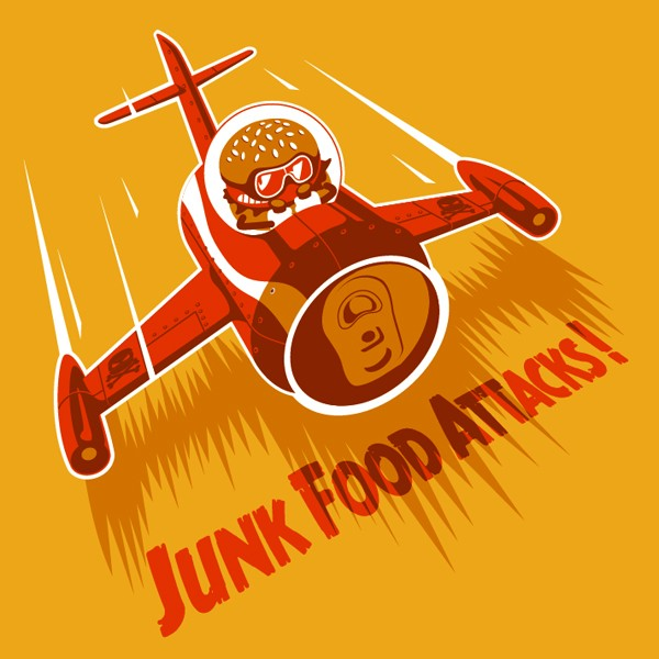 Junk Food Attacks