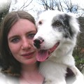 sarah et sa chienne