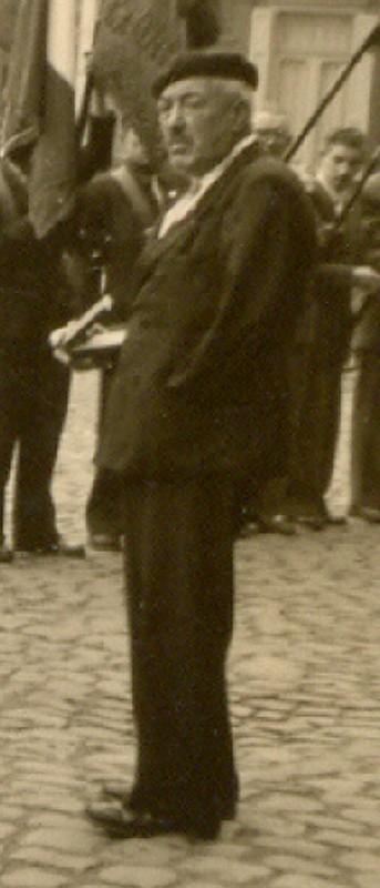 François Louchart Aire sur la Lys années 50