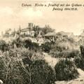 Cimetière allemand à Tahure