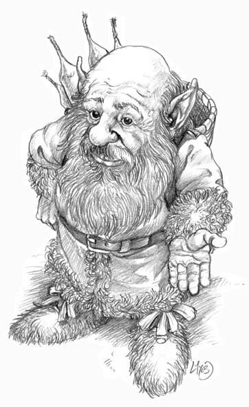 gnome de Noel