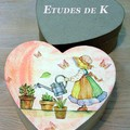 Boîte coeur fillette 1