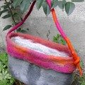 sac gris-rose-orange 2