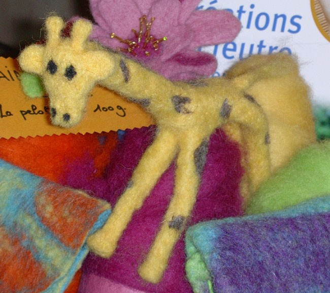Girafe (Lydia)