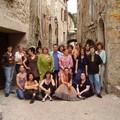 une petite photo de groupe avant le départ
