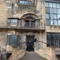 Glasgow School of Art - entrée