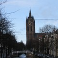 Delft city