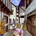 Rue médiévale