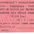 Ticket Tritiva