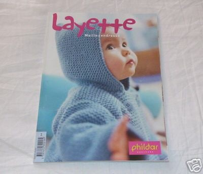 Phildar Layette Maille Tendresse