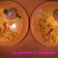 Poulet laid au lait de coco