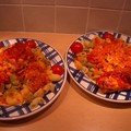 Filets de poulet farcis aux tomates séchées et mozzarella