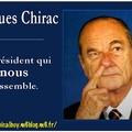 Chirac nous ressemble