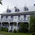 Voyages 2005 : 'Mes' maisons au Canada