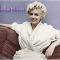 Marilyn Colorisations