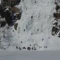 grimpe glacier