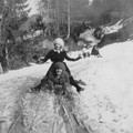 1922 Andrée et Georgette, acrobates