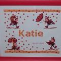 toujours pour Katie