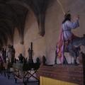 Préparation Vendredi saint Los Arcos
