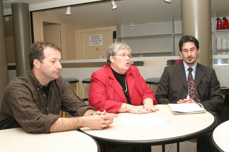 P. Fabre, J. Gouraud et S. Briant