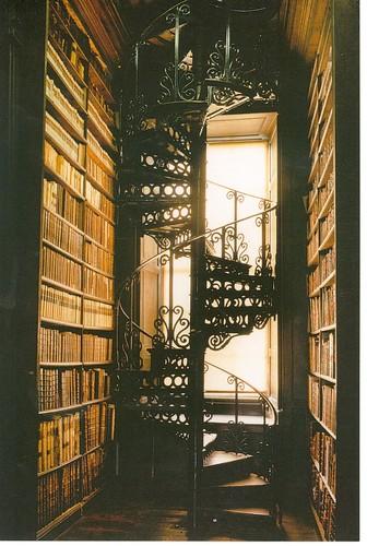 Trinity College - Long Room