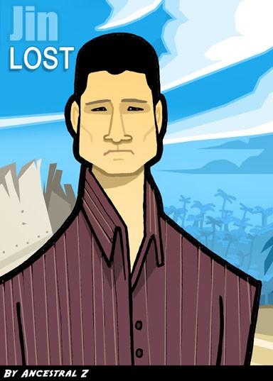 Jin_Lost