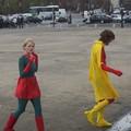 Super héros à Paris !