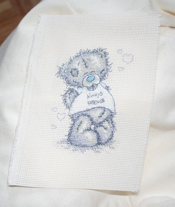 Un tatty teddy