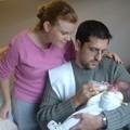 6 janvier 2006 : J+2 Papa n'est pas qu'aux anges