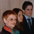 Christiane, Laure et Stéphane